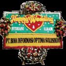 Bunga Papan Wedding 11- 2×1,25m