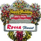 Bunga Papan Wedding 15- semi full