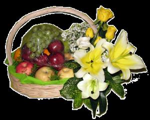 Fruit basket 005
