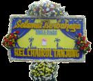 Bunga Papan Wedding 14- 2×1,25m