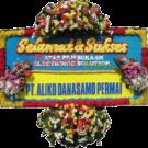 bunga papan sukses 001- 2x1m