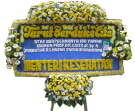 Bunga Papan Duka Cita 003