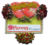 Bunga Papan Wedding 10-desain khusus