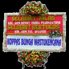 bunga papan sertijab 01 2×1,25m