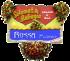 Bunga Papan Wedding 08- 2x1m desain khusus