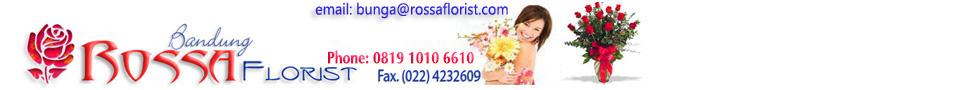 toko bunga bandung ; ROSSA Florist