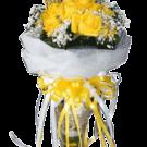 roses in vase 04