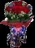 roses in vase 05