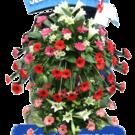 standing flower sukses 04