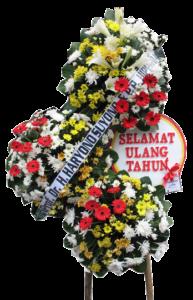 standing flower sukses 03