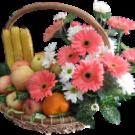 Fruit basket 001