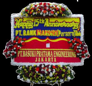 papan anniversary 05- 2×1,5m