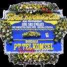 Bunga Papan Duka Cita 012- 2×1,5m fu