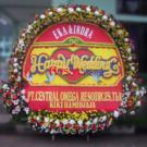 Bunga Papan Wedding 24 – big oval