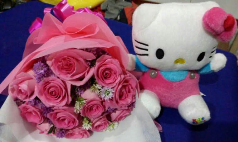 bunga valentine bandung